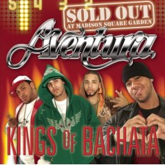 Kings of Bachata: Sold Out at Madison Square Garden