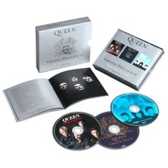 Queen - The Platinum Collection: Greatest Hits I, II & III