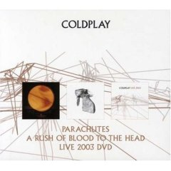Coldplay - Gift Pack (2 CDs/1 DVD)