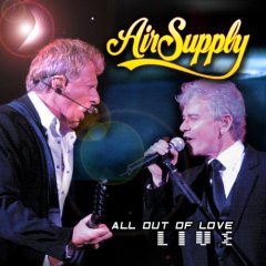 All Out of Love: Live (CD & DVD)