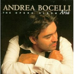 Andrea Bocelli - The Opera Album ~ Aria