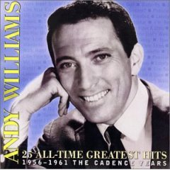 Andy Williams - 25 All-Time Greatest Hits 1956-1961