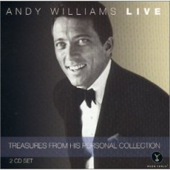 Andy Williams Live: Treasures from His Personal Collection
