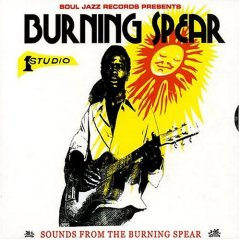 Sounds From The Burning Spear: Burning Spear At Studio One