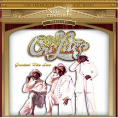 The Chi-Lites Greatest Hits Live