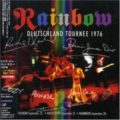 Deutschland Tournee 1976 (Live in Germany 1976)