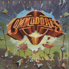The Commodores - Greatest Hits