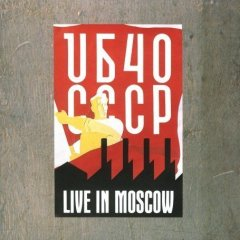 Live in Moscow