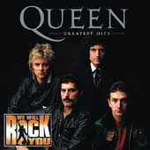 Greatest Hits: We Will Rock You