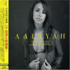Aaliyah Special Edition: Rare Tracks and Visuals