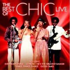 Best of Chic: Live