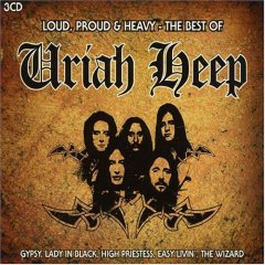 Uriah Heep S Albums And Singles