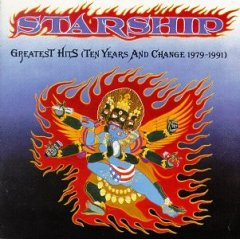 Starship's Greatest Hits (Ten Years and Change 1979-1991)