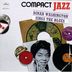 Compact Jazz: Dinah Sings the Blues