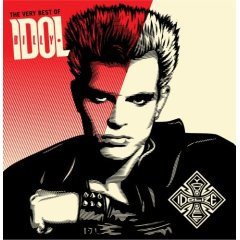 The Very Best of  Billy Idol: Idolize Yourself (CD/DVD)