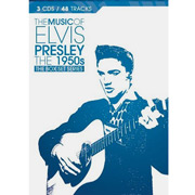 Music of Elvis Presley: The 1950s - IMPORTADO- BOX 3 CDs